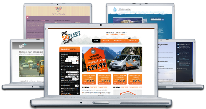 Website Design and Development in Hailsham, Eastbourne, East Sussex